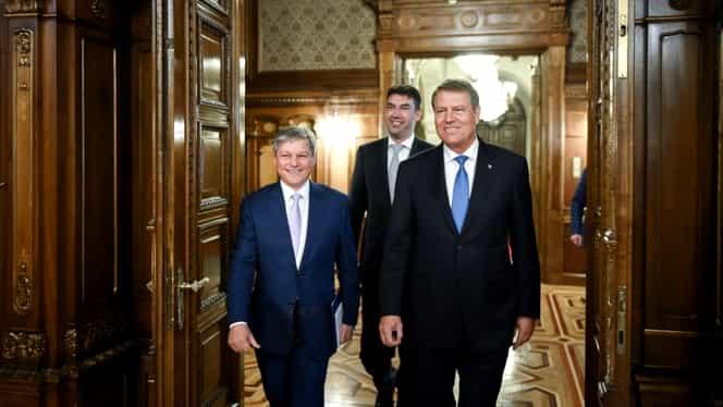 Klaus Iohannis, mesaj aprig pentru Dacian Cioloș: Nu l-am susținut. L-am propus și promovat