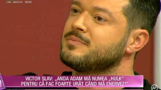 Victor Slav, în lacrimi în fața lui Teo Trandafir. Ce a spus despre Bianca Drăgușanu și Anda Adam, fostele lui partenere