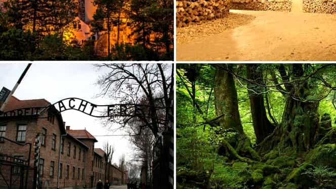 Top 10 cele mai înspăimântătoare locuri din lume