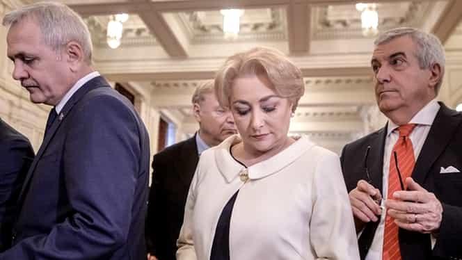 Viorica Dăncilă explică relația cu Liviu Dragnea și Călin Popescu-Tăriceanu