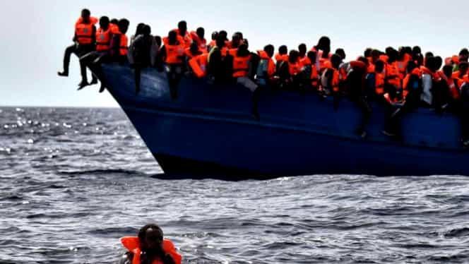 Tragedie pe coasta Mauritaniei. O ambarcațiune s-a scufundat și 57 de imigranți au murit