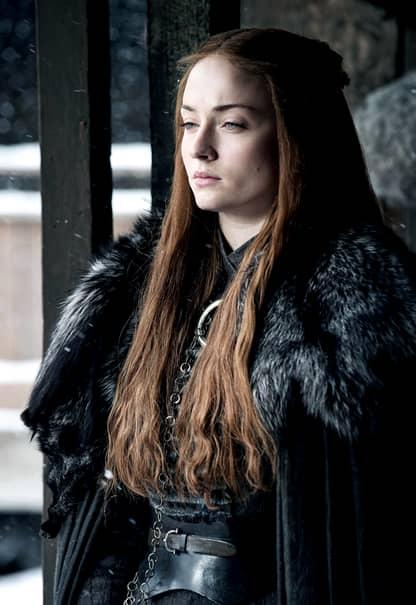 """Sansa Stark din Game of Thrones, în depresie cruntă: """"Mâ gândeam la sinucidere"""""""