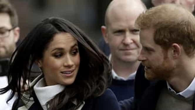 Prințul Harry și Meghan Markle, prima ceartă în public! Ce și-au spus!