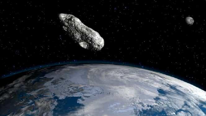 8 asteroizi vor trece pe lângă planeta noastră în următoarele zile. Unul, chiar la noapte
