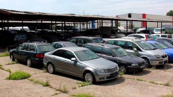 ANAF-ul vinde mașini la prețuri de nimic!