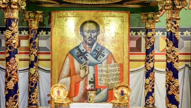 Ce e bine să faci de Sântul Ioan Gură de Aur, pomenit pe 13 noiembrie de către Biserica Ortodoxă