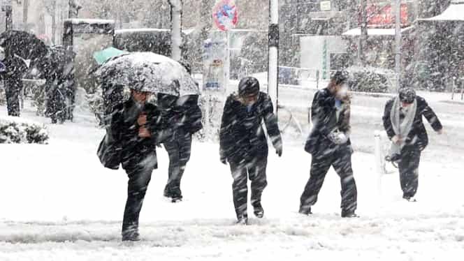 Meteorologii ne avertizează: Vom avea o iarnă foarte grea, ca în 2012