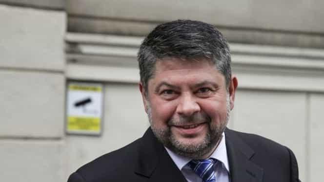 Chestorul Gelu Oltean , reținut de DIICOT. Fostul șef al DIPI este acuzat de trafic de droguri