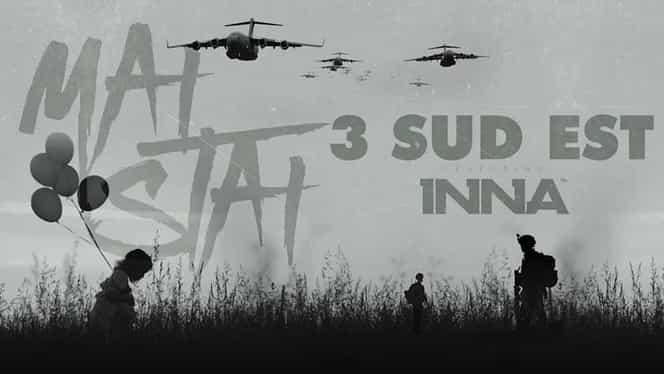 """Inna şi 3 SUD EST, colaborare surpriză pentru piesa """"Mai stai"""""""