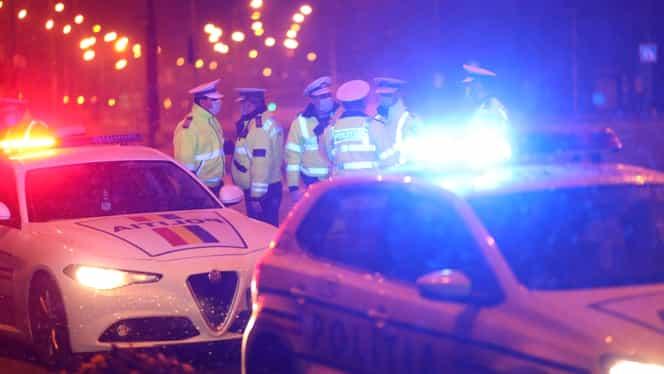 Prima noapte de restricții! Oamenii prinși pe străzi au fost verificați de poliție. Răspunsuri inedite ale celor prinși în fapt