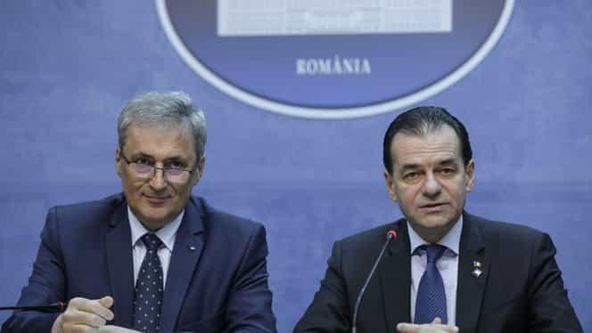 Guvernul României sare în ajutorul firmelor și al angajaților. Măsurile anunțate de Ludovic Orban