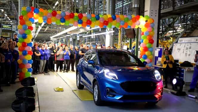 Ford România își trimite în șomaj tehnic angajații de la fabrica din Craiova din cauza coronavirus