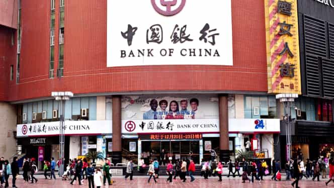 Bank of China își deschide filiala în România. Lansarea, cu ocazia unui eveniment special