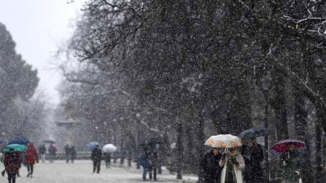 Prognoza meteo joi 31 ianuarie 2019! Vremea în București, Iași, Constanța sau Cluj. Înnorări și precipitații slabe!