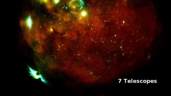Cum arată, de fapt, Universul. Un telescop nemțesc a realizat o imagine spectaculoasă