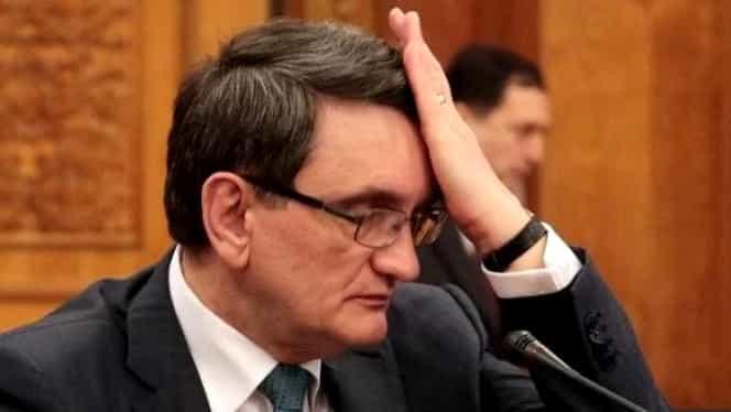 CCR îl lasă pe Victor Ciorbea fără pensie specială! A fost admisă sesizarea lui Klaus Iohannis