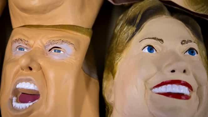 Alegeri SUA. Primul sondaj după învestirea oficială a candidaţilor