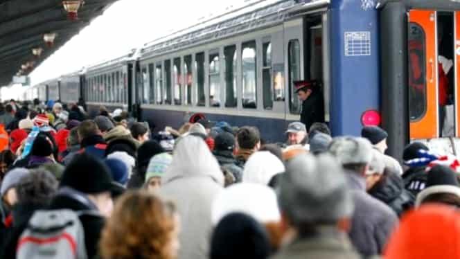 Ora de iarnă 2018. Cum este afectat mersul trenurilor de trecerea la ora de iarnă