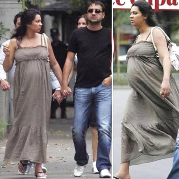 """GALERIE FOTO. """"Mama eroină"""" Nicoleta Luciu, despre cea de-a cincea sarcina a Ancăi Serea!"""