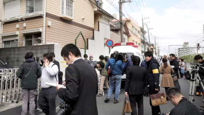 GALERIE FOTO Halloween de coşmar în Japonia! Poliţiştii au găsit nouă cadavre ciopârţite într-un apartament