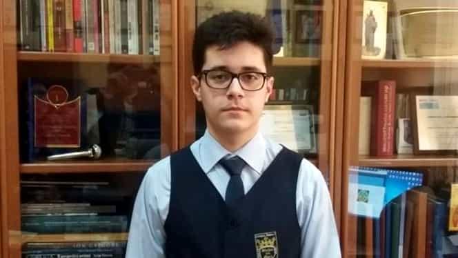 David Turturean, elevul român refuzat de Ministerul Educație, a câștigat medalia de aur la Olimpiada de Astronomie