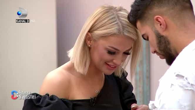 """Iancu și Denisa pleacă de la Puterea Dragostei! """"Noi ne-am îndeplinit obiectivul"""""""