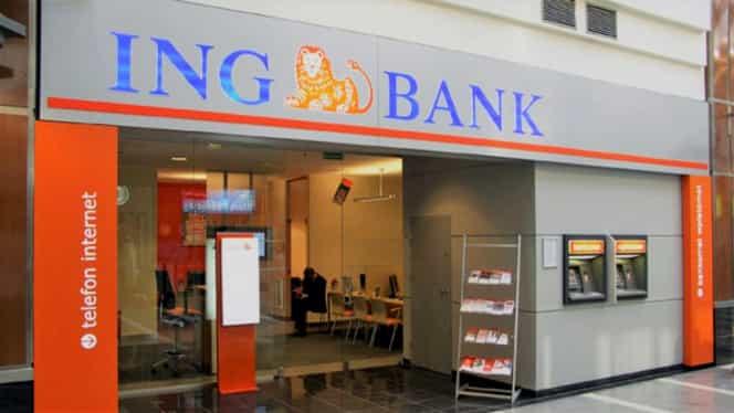 Probleme la tranzacțiile de la ING Bank. Plăți dublate în weekend