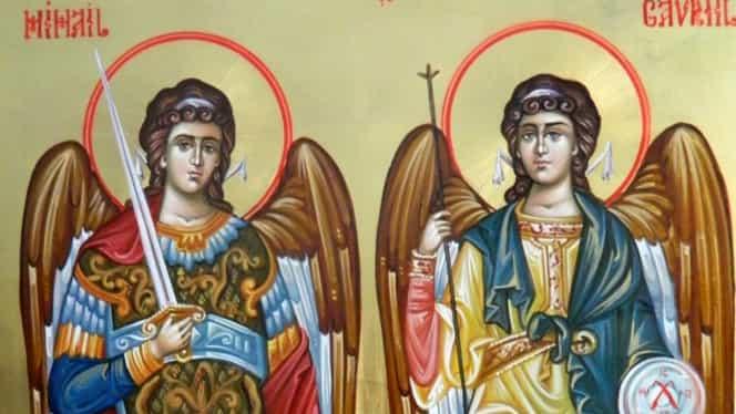 Calendar Ortodox, 8 noiembrie. Sfinții Mihail și Gavriil: 10 obiceiuri mai puțin cunoscute