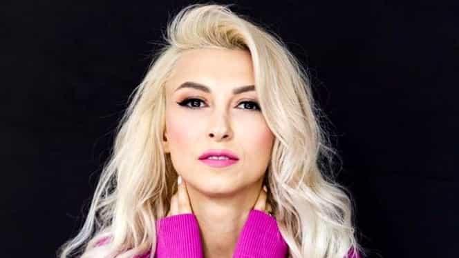 """Andreea Bălan, dezvăluiri despre sarcină: """"Riscam să nasc pe scenă"""""""