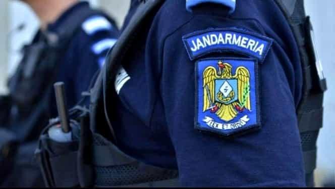 Un jandarm din Bucureşti este infectat cu coronavirus! Unitatea din care face parte a fost dezinfectată