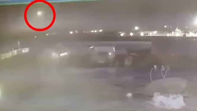 Presa americană a prezentat noi imagini cu momentul în care cele două rachete iraniene lovesc avionul Ukraine Airlines. Video