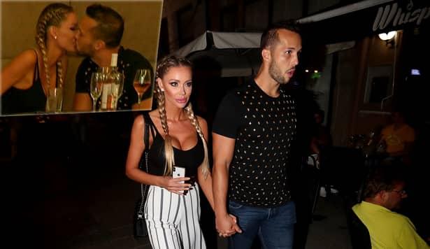 Bianca Drăgușanu, surprinsă alături de un bărbat misterios, târziu în noapte!