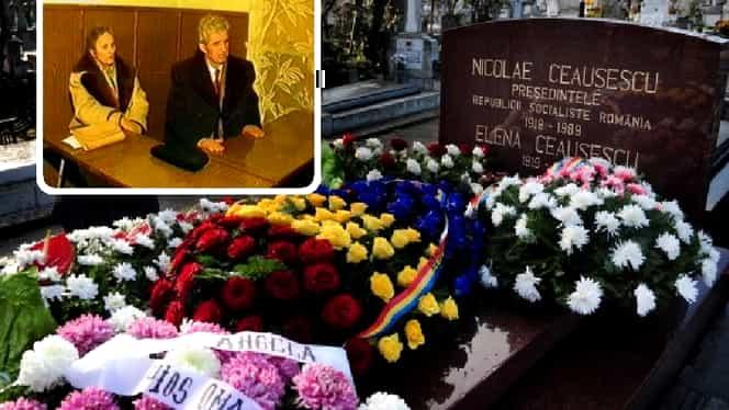 Descoperirea făcută la dezhumarea Elenei Ceaușescu. Soția lui Nicolae Ceaușescu își gravase inițialele pe dinți