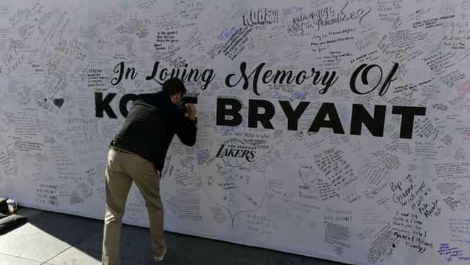 Văduva lui Kobe Bryant, Vanessa, trece prin momente dificile. A rămas singură cu trei fete