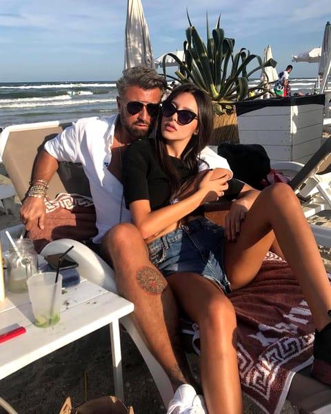 Monica Hill, iubita lui Cătălin Botezatu, surpriză pentru fani de Valentine's Day! Cum s-a fotografiat