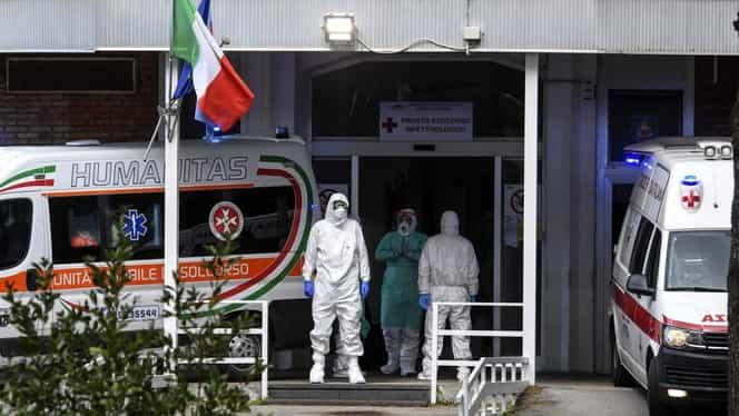 """Mărturiile emoționante ale medicilor din Italia: """"Nu mai sunt locuri la terapie intensivă. Dacă vă continuați viața obișnuită, creșteți numărul de îmbolnăviri"""""""