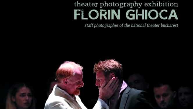 """""""Touching"""", prima expoziție de fotografie de teatru vernisată în spațiu virtual 3D, ce va putea fi vizitată de acasă"""