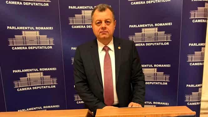 """Prima reacție a lui Mircea Banias, al treilea parlamentar infectat cu coronavirus: """"Am fost la Constanța, la Ziua Femeii"""""""