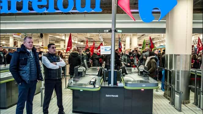Un produs cumpărat de mulți români din magazinele Carrefour a fost restras de urgență de la rafturi. Reprezintă un mare pericol pentru copii