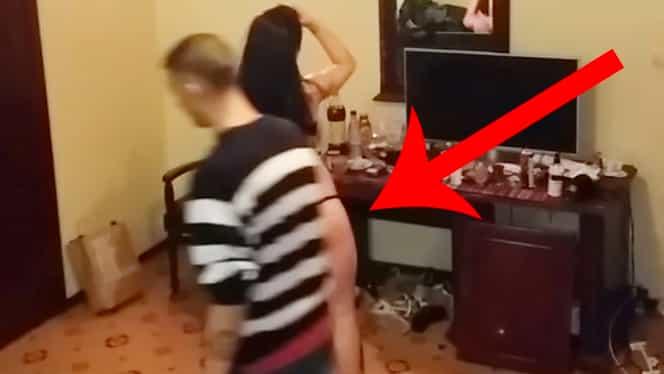 """""""Eu şi viaţa mea!"""" Cum şi-a filmat iubita un tânăr din Ferentari! Toată România râde de ea"""