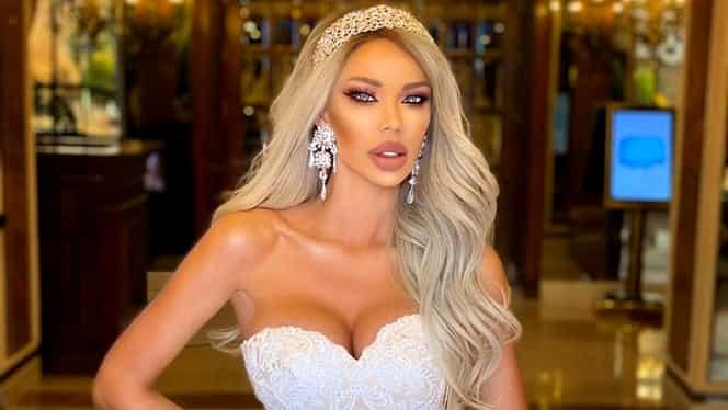 Bianca Drăgușanu, pregătiri intense pentru nuntă. Vedeta va purta cel puțin 5 rochii de mireasă