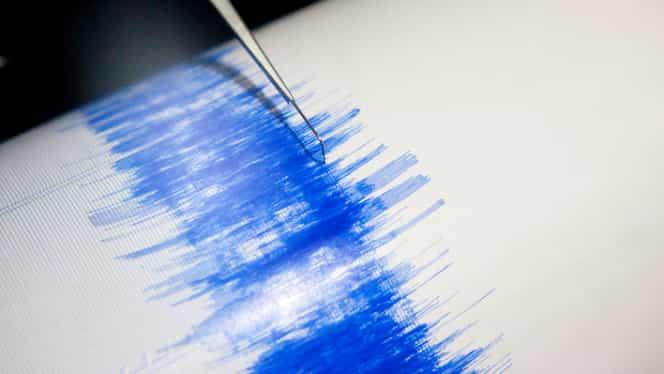 Cutremur cu magnitudinea de 3,2 în județul Buzău