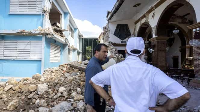 Un cutremur de 5.0 grade a zguduit Puerto Rico. Seismul a avut loc la o adâncime mică