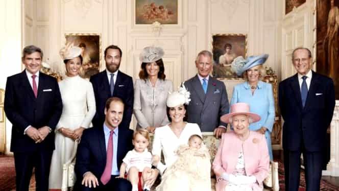 Prinţul Charles, succesorul la tronul Marii Britanii, după regina Elisabeta a II-a