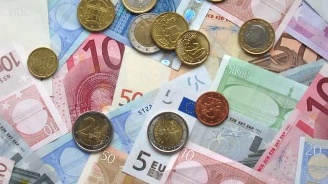 CURS BNR 31 MARTIE. Euro, dolarul şi francul elveţian, în CREŞTERE