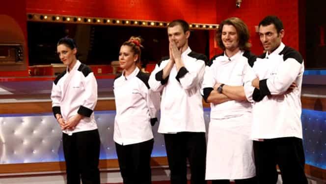 """""""Hell's Kitchen – Iadul bucătarilor"""". Cerere în căsătorie în finala"""