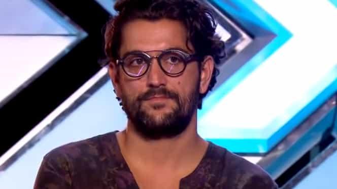 Cezar Ouatu, eliminat de la X Factor UK! Ce i s-a întâmplat