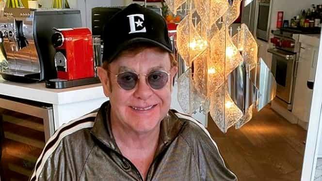Elton John, concert caritabil în sufrageria lui pentru susținerea cadrelor medicale care luptă cu COVID-19