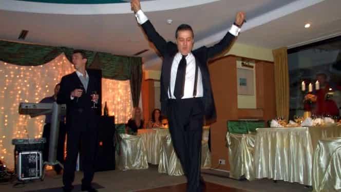 Andra a cântat la nunta Teodorei Becali! Gigi Becali a dat o avere ca sa îi prezinte evenimentul Cătălin Măruță