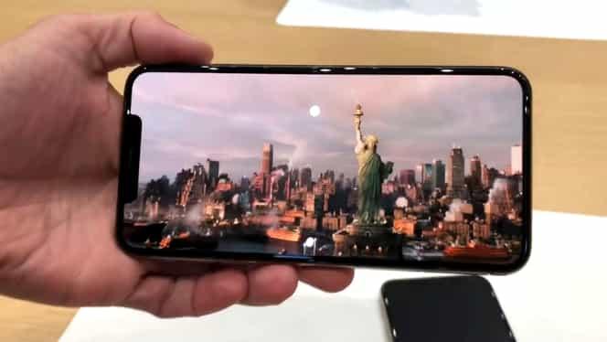 Cum arată noul Apple iPhone Xs și ce funcții are. Video + Foto
